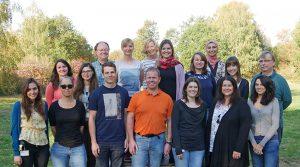 Gruppenbild Immunologie