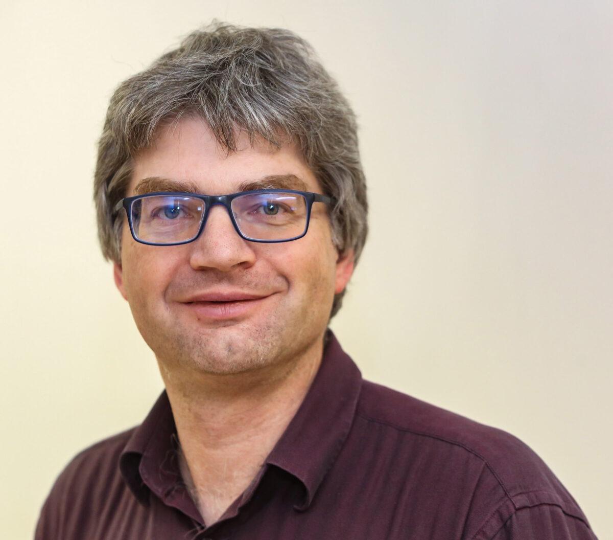 Prof. Dr. Jan Hengstler. Foto: Scharper