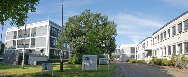 Ansicht des IfADo-Gebäude