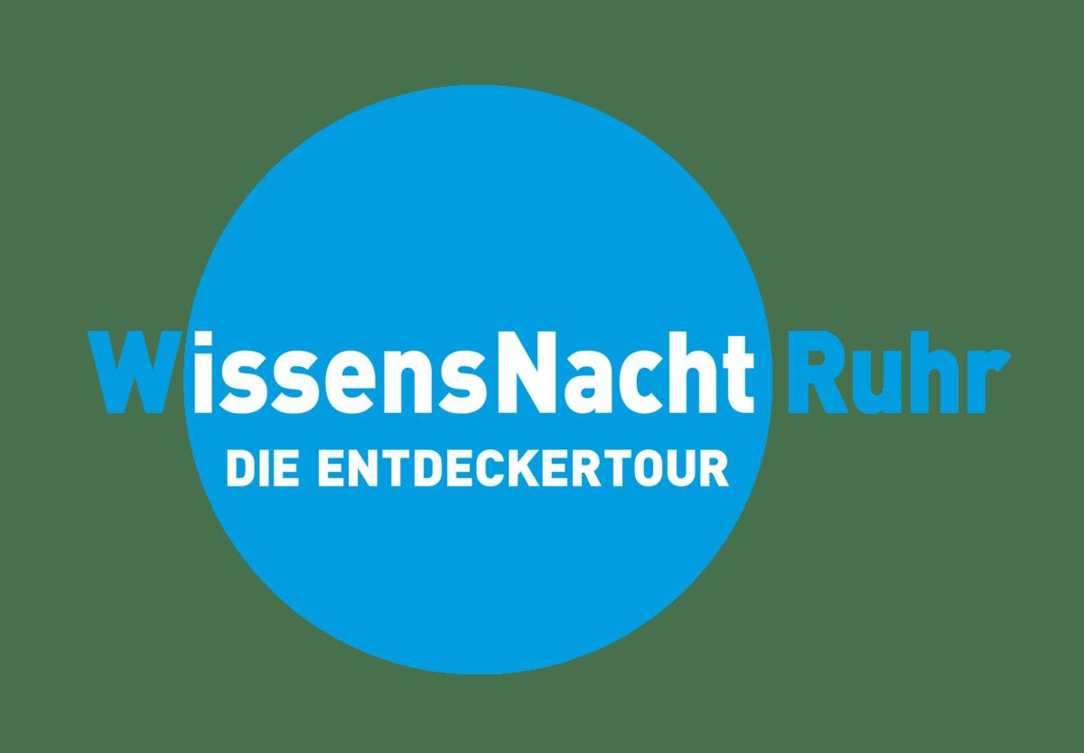 Logo WissensNachtRuhr 2018