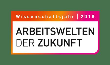 Logo Arbeitswelten der Zukunft