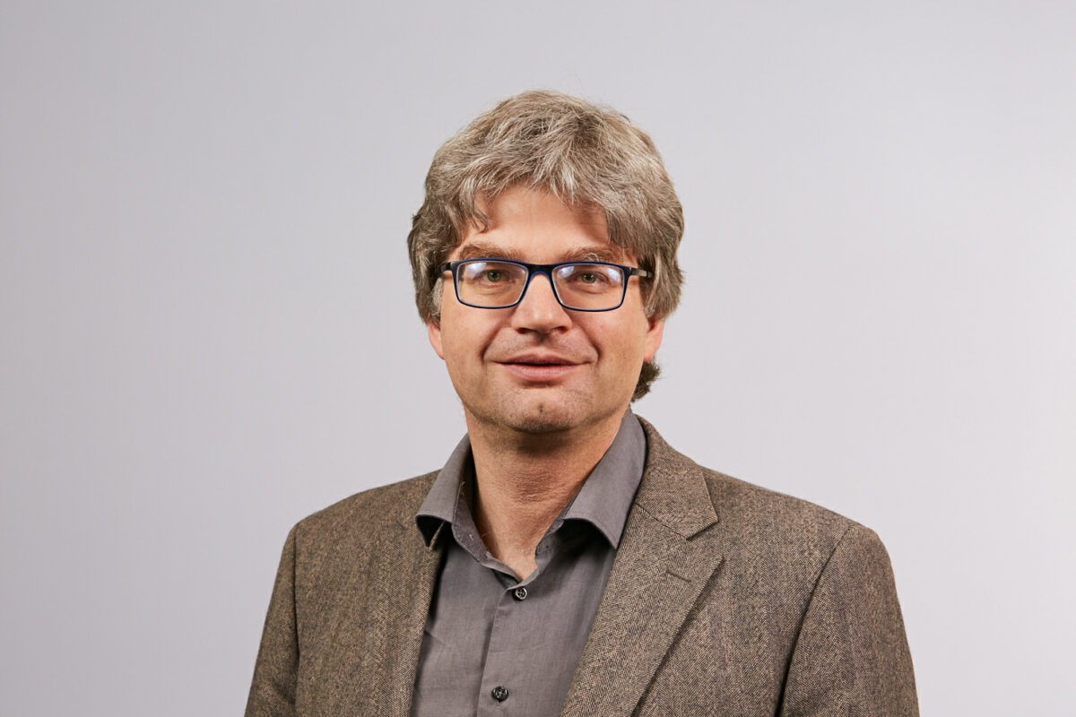 Prof. Jan Hengstler. Foto: Quelle Falk Foundation