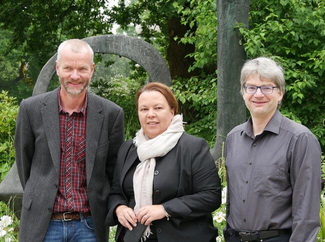 Besuch der NRW-Umweltministerin Ursula Heinen-Esser