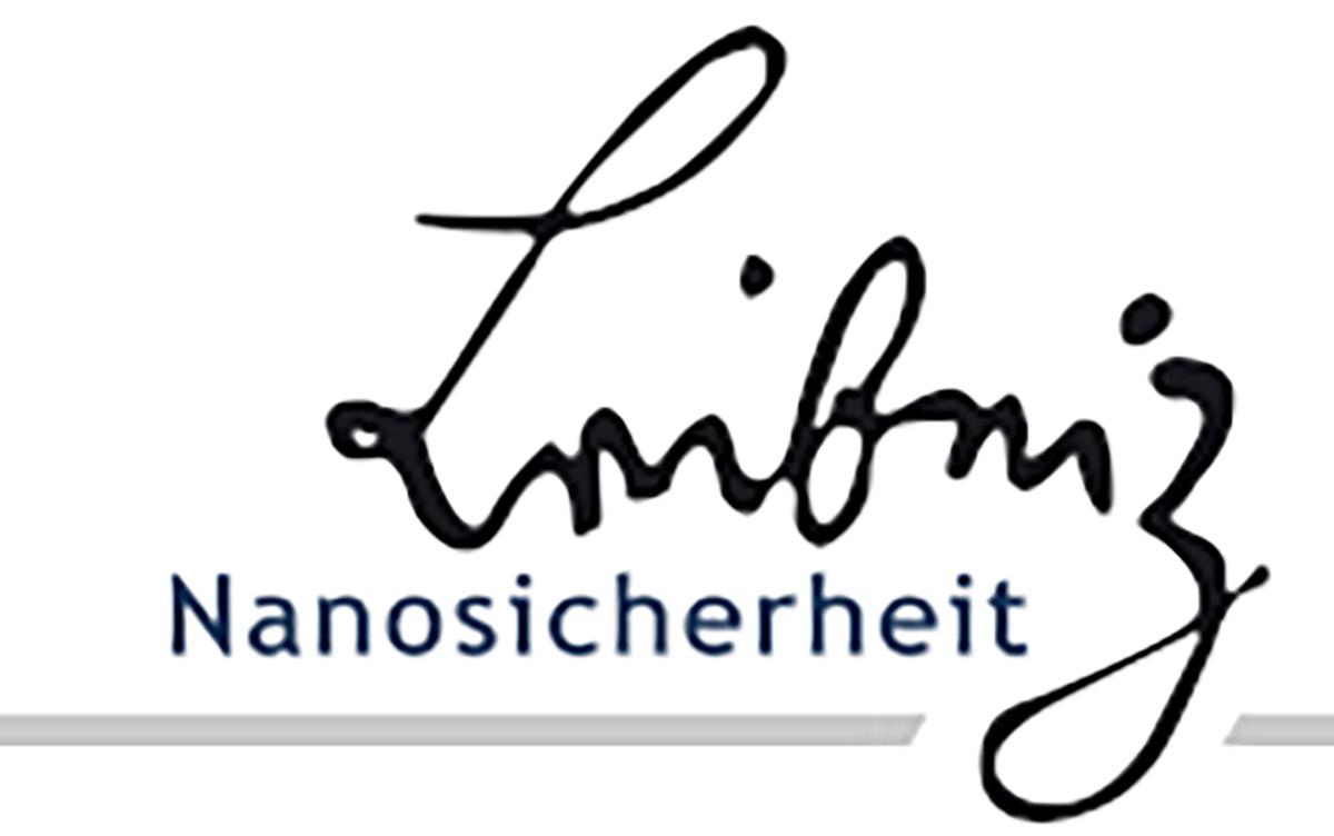 Logo Leibniz Nanosicherheit