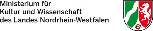 Logo Ministerium für Kultur und Wissenschaft in NRW